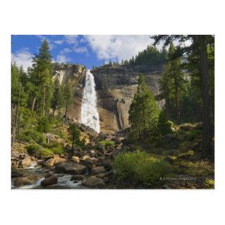 USA, Kalifornien, Yosemite Nationalpark, Nevada Postkarte