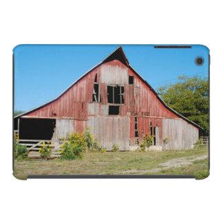 USA, Kansas, alte rote Scheune iPad Mini Retina Schalen