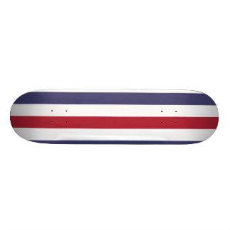 USA kennzeichnen Rot und kennzeichnen blaue breite Individuelle Skateboards