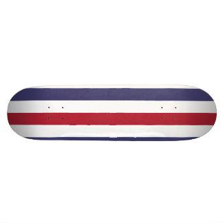 USA kennzeichnen Rot und kennzeichnen blaue breite Individuelles Deck