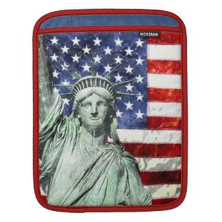 USA KENNZEICHNEN U. FREIHEIT iPad SLEEVES