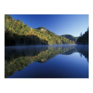 USA, Kentucky. Daniel- Boonestaatlicher Wald, Postkarte
