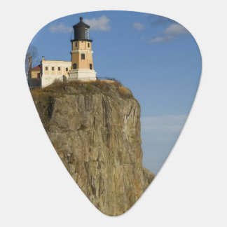 USA, Minnesota.  Aufgeteilter Felsen-Leuchtturm Plektrum