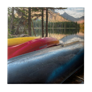USA, Montana, Glacier Nationalpark 3 Fliese