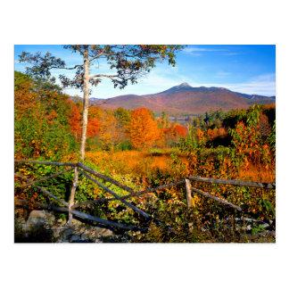 USA, Neu-England, New Hampshire, Chocorua Postkarte