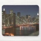 USA, New York, New York City, Manhattan: 10 Mousepad
