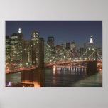 USA, New York, New York City, Manhattan: 10 Poster