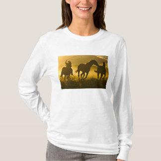 USA, Oregon, Seneca, Ponderosa Ranch T-Shirt