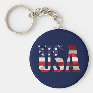USA patriotisch Schlüsselanhänger