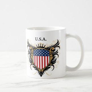 USA [personifizieren Sie] Kaffeetasse