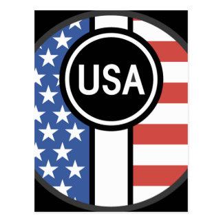 USA POSTKARTE