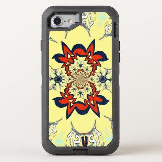 USA-Sahnemusterentwurf OtterBox Defender iPhone 8/7 Hülle