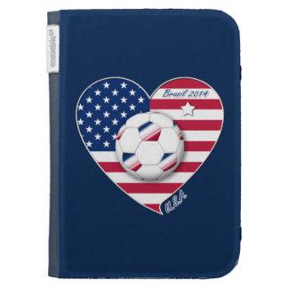 USA Soccer National Team Fußball von den Vereinigt