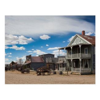 USA, South Dakota, Stamford, 1880 Stadt, Pionier Postkarte