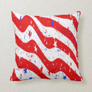 USA-Sterne Kissen