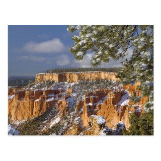 USA, Utah, Bryce Schlucht-Nationalpark. Postkarte