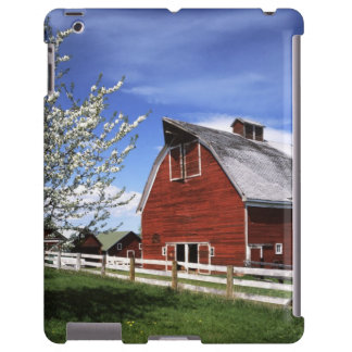 USA, Washington, Ellensburg, Scheune iPad Hülle