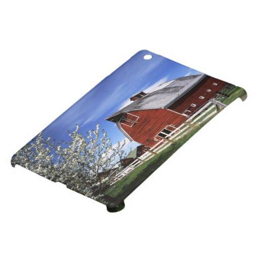 USA, Washington, Ellensburg, Scheune Hüllen Für iPad Mini