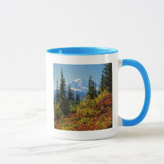 USA, Washington, Nationalpark des Mount Rainier 2 Tasse