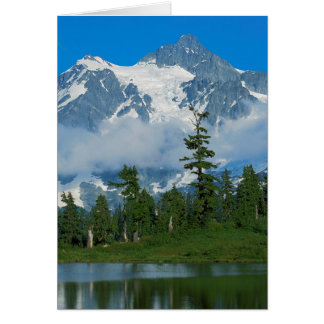 USA, Washington, Nordkaskaden-Nationalpark 10 Karte