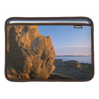 USA, Washington, Schwertwale Insel, Boulder Sleeves Fürs MacBook Air