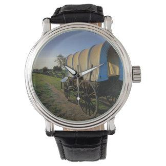 USA, Washington, Whitman Auftrag-Staatsangehöriger Uhr