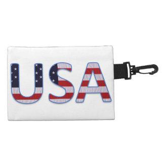 USA-Zusatz-Tasche