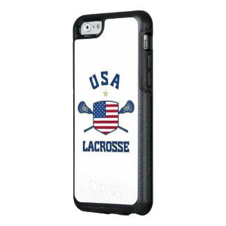 USAlacrosse-Telefon-Kasten OtterBox iPhone 6/6s Hülle