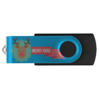 USB Christmas USB Stick