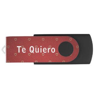 USB erinnert… Ich will dir USB Stick