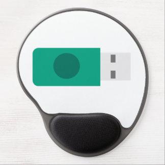 USB-Stock Gel Mousepad