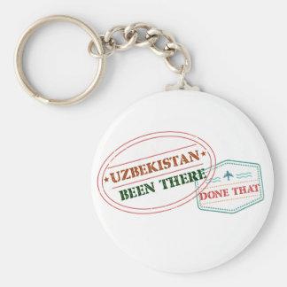 Usbekistan dort getan dem schlüsselanhänger