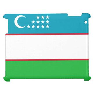 Usbekistan-Flagge iPad Hülle