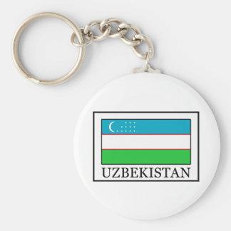 Usbekistan keychain schlüsselanhänger