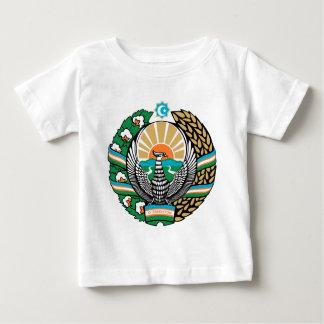 Usbekistan-Wappen Baby T-shirt