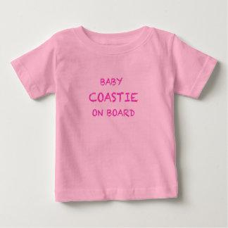 USCG Baby-Geldstrafe-Jersey-T - Shirt