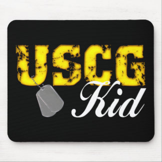 USCG Kind Mousepad