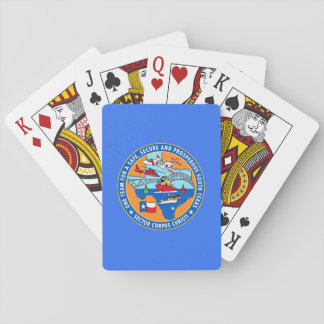 USCG Station Corpus Christi Texas Spielkarten
