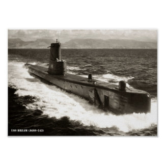USS-BRACHSEN POSTER
