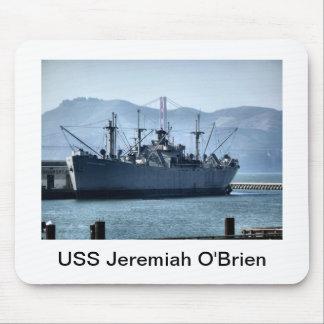 USS Jeremias O'Brien Mauspads