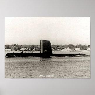 USS-KNALL POSTER