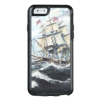 USS-Konstitutionsköpfe für MAJESTÄT Fregatte OtterBox iPhone 6/6s Hülle