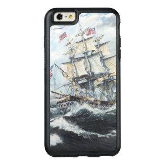 USS-Konstitutionsköpfe für MAJESTÄT Fregatte OtterBox iPhone 6/6s Plus Hülle