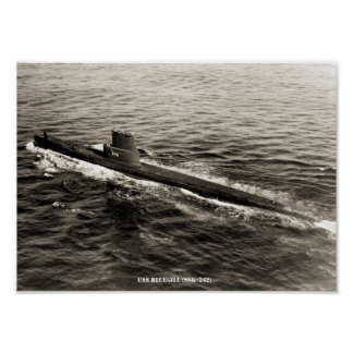 USS-SONNENFISCH POSTER