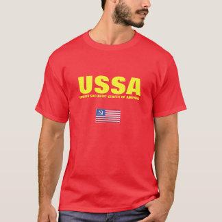 USSA - VEREINIGTE SOZIALISTISCHE STAATEN VON T-Shirt