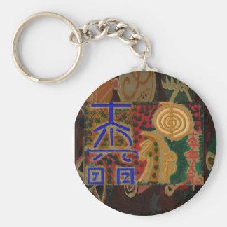 USUI REIKI Symbole Schlüsselanhänger