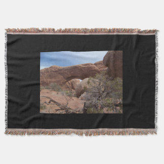 Utah-Bogen-Wurf Decke