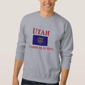 Utah -, das als es gut ist, erhält sweatshirt