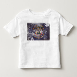 Utah-Flagge Kleinkind T-shirt