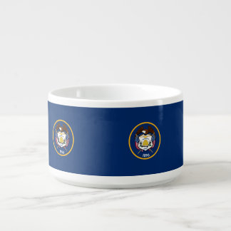Utah-Flagge Schüssel